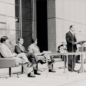 Opening of new Supreme Court Building