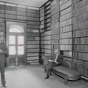 Sections of Parliament House before renovations