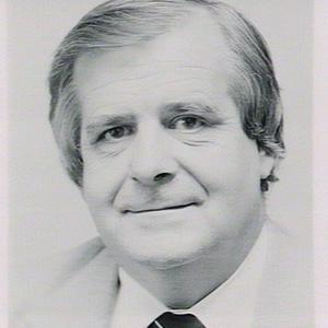 Vern Dalton, Commissioner for Corrective Services