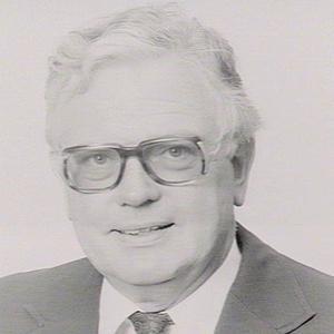 Portrait of District Court Judge