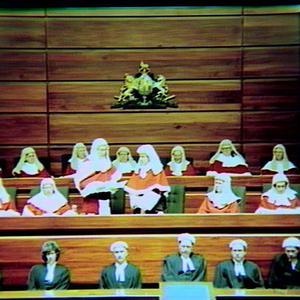 Swearing in of His Honour Mr Justice McHugh
