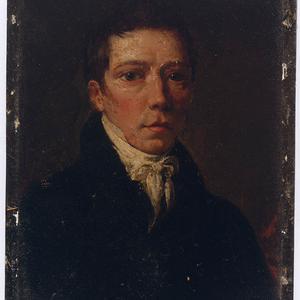 [James Mudie, ca. 1810-1820 - portrait in oil]