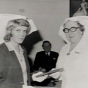Nurses graduation, Rydalmere Hospital