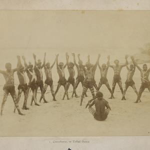 Australian Aboriginals / photographed by Kerry & Co.