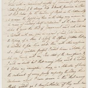 Series 31.14: Letter received by Banks from William Richards Jnr, 5 June 1792