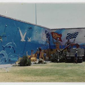 Bondi Pavilion, 1980-1988, 1995, 1998 / colour photographs lent for copying by Kirk Keating