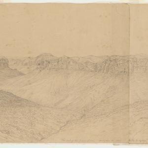 The head of the Grose River, Monday December 19, 1859 / Eugen Von Guerard