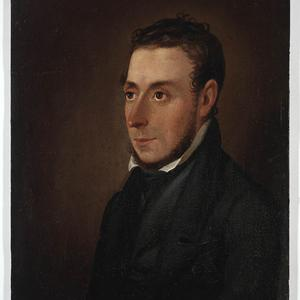 James Dunlop, [ca. 1826 / oil painting possibly by Augustus Earle]