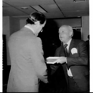 Country Press Association 78th (?) Annual Conference and awards 1977, Rural Bank