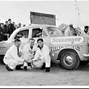 Redex round Australia, 1954, Perth