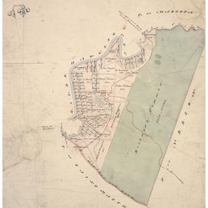 Pitt Town [cartographic material].