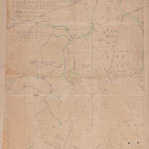 Attack which resulted in the capture of Beersheeba 31. 10. 17. [cartographic material] / Sketch by F. R. Massie Lieut Adjut 12th L.H. Regt.
