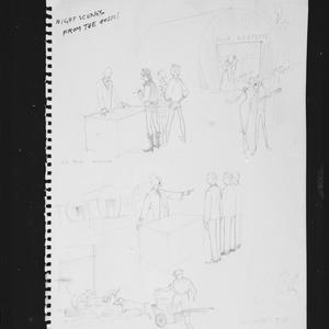 Item 094: Tribune negatives including anti-Vietnam War demonstration and University of Sydney Orientation Day