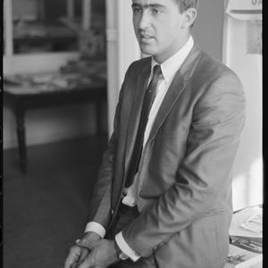 Item 297: Tribune negatives including unidentified portrait photos, March 1968?