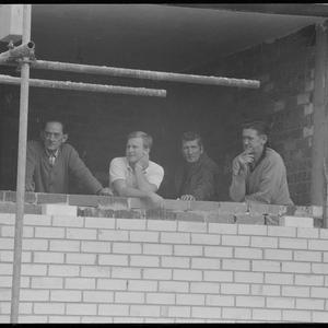 Item 546: Tribune negatives including strike of Builders Labourers Federation, 1970