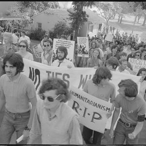 Item 615: Tribune negatives including demonstrations against racial discrimination, n.d.