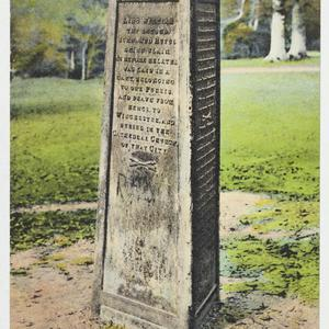 Item 07: Oliver Hogue photographs and postcards, 1916