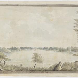 Views of Port Jackson, 1788 / possibly by William Bradley