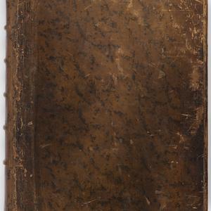 Series 03. 02: Volume 2: Joseph Banks - Endeavour journal, 15 August 1769 - 12 July 1771