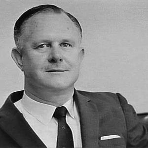 Portrait of Mr. Adams of Shell Australia