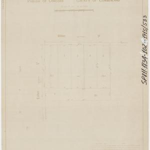 [Croydon subdivision plans] [cartographic material]