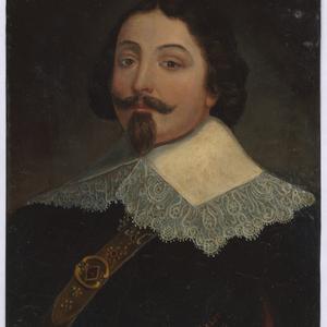 Abel Jansen Tasman [?] / from a portrait by Bartholomaeus Van Der Helst