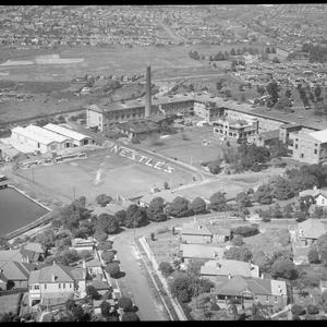 Item 28: Milton Kent aerial views of Abbotsford and Rydalmere, ca. 1941-1943