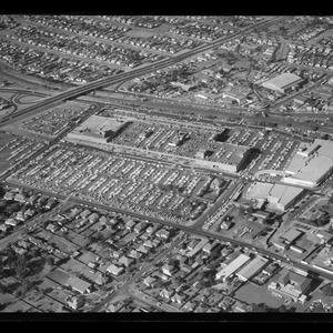 Item 34: Milton Kent aerial views of Botany, Port Kembla, Regents Park, Villawood, 1962; Bankstown, 1970