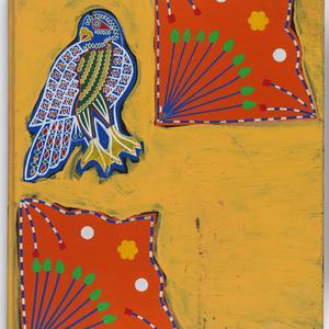 Item 37: George Gittoes art diary, ca. January 2013-ca. April 2013