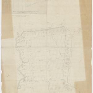 [Wentworthville subdivision plans] [cartographic material]