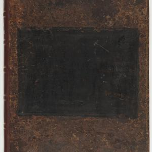 Peter Briscoe - A journal of His Majesties Bark Endeavour by Gods permission bound to the South Seas, Lieutenant James Cook, Commander, 27th May 1768; 27 May 1768 - 14 May 1770