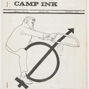 Camp ink.