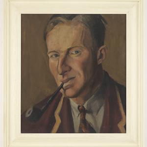 Stewart [Stuart] Campbell, Esq. [ca. 1933] / Miss Nina Orloff, 37 Rowan Rd, W.6. [London]