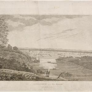 Item 14: Plates for James Wallis Australian Views / Historical Account of the colony of New South Wales, 1817-1819