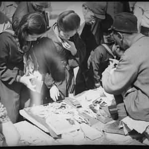 Tokio [Tokyo], Pack 3, 21 November 1945 / photographed by Ray Olson