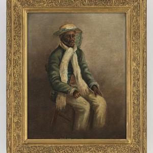 Portrait of Jimmy Read of Bowral