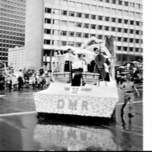 Waratah Spring Festival Procession 1973