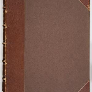 James Erskine Calder - Correspondence, 1829, 1869-1881