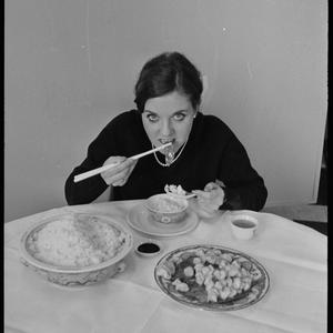 Chopsticks, 10 July 1968 / photographs by F. R. Johnson